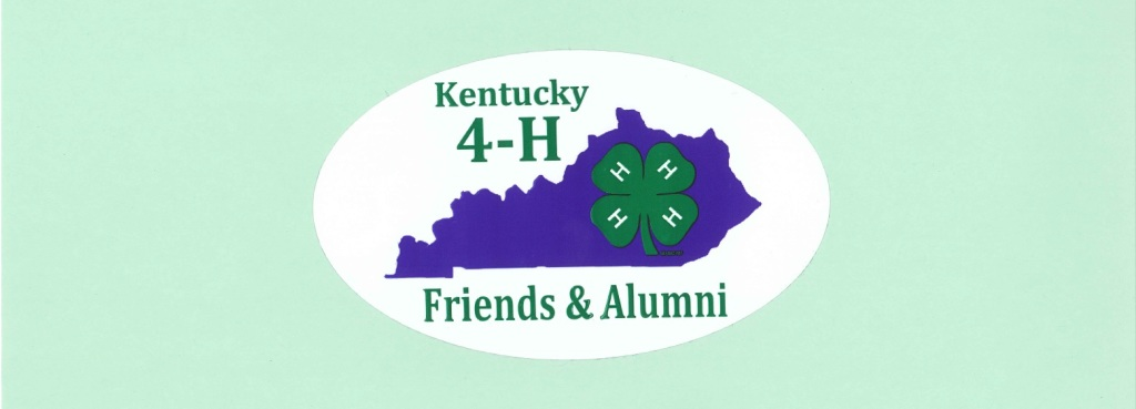 Friends & Alumni Decal